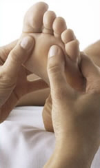 Foot Reflexology is a simple, non-invasive method to help balance the body.